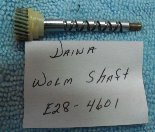 Daiwa Worm Shaft2