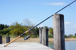 Custom-Made Fishing Rods in Texas